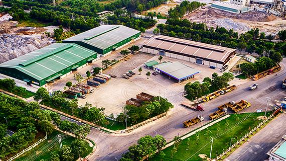 Trạm cung ứng xăng dầu Phú Mỹ