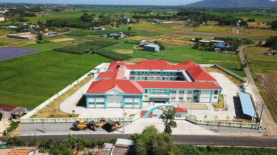 Trường Mầm Non Đất Đỏ