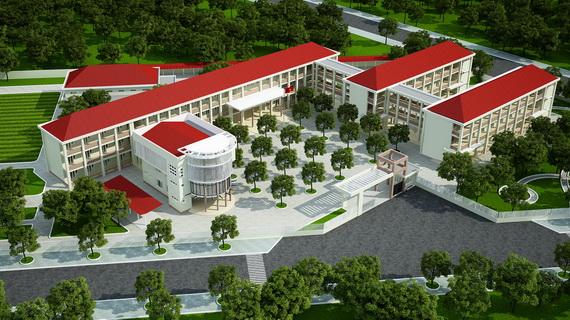 Trường trung học cơ sở Phước Hưng